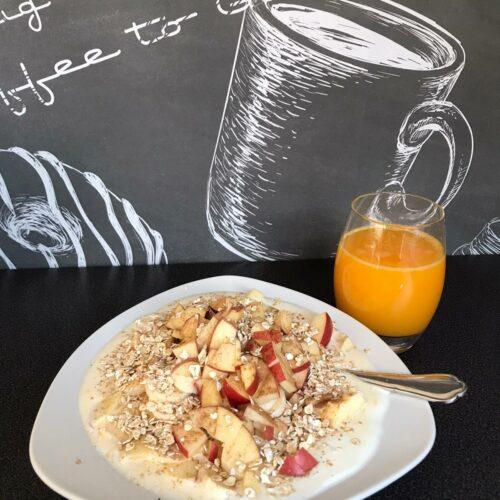 Protein Müsli für einen guten Start in den Morgen