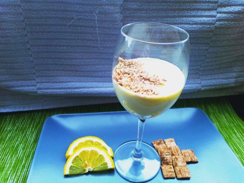 Zitronencreme aus Bio Zitronen